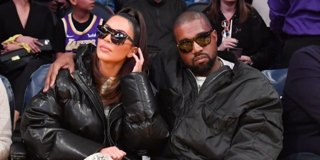 Kim Kardashian Allegedly Boos Tristan Thompson at Cavs vs Lakers Game While Sitting Courtside With Kanye West