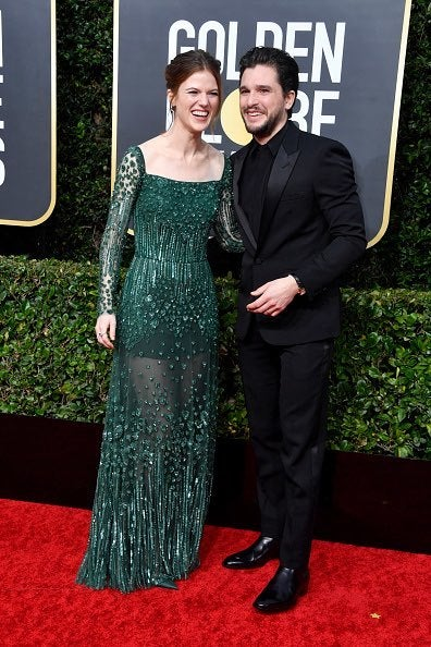 Kit and Wife