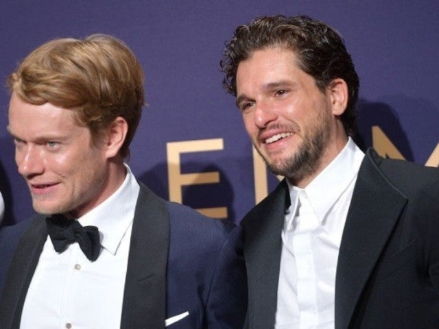 'Game of Thrones' Stars Kit Harington and Alfie Allen Just Reunited