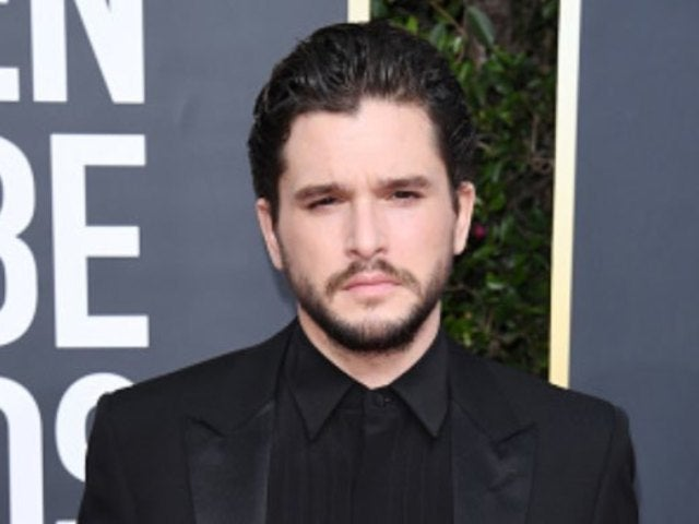 'Game of Thrones' Alum Kit Harington Reportedly Looked 'Sober and Happy' at Golden Globes 2020