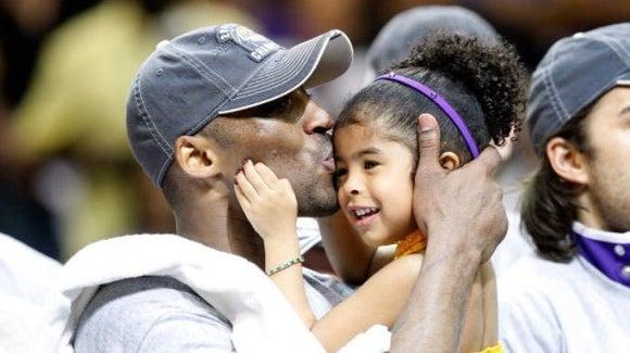Kobe and Gianna - Girl dad-2