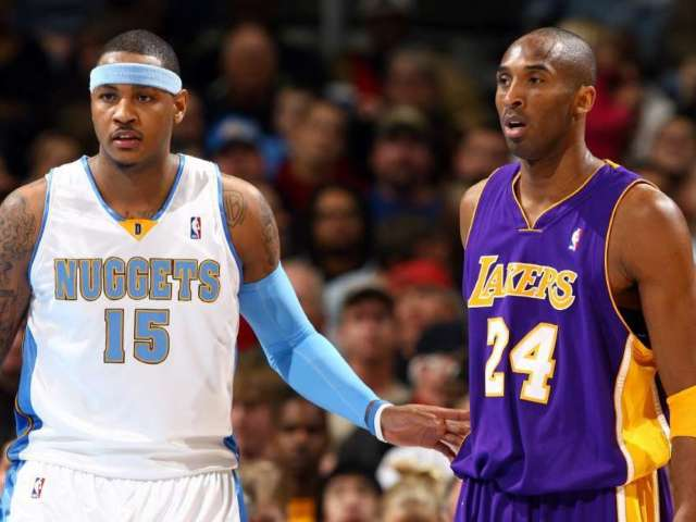 Kobe Bryant: Carmelo Anthony Opens up About Loss of Lakers Legend