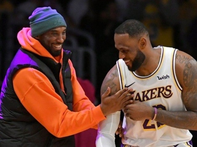 Kobe Bryant: LeBron James Posts 'Fade Away' Tribute to Late Lakers Star
