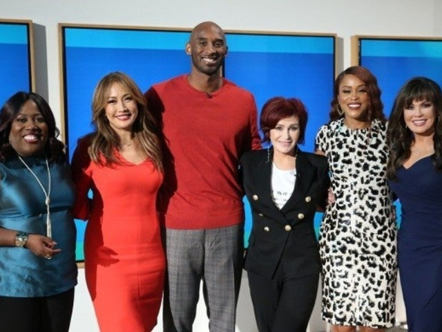 Sharon Osbourne Remembers Kobe Bryant in Misspelled Tribute