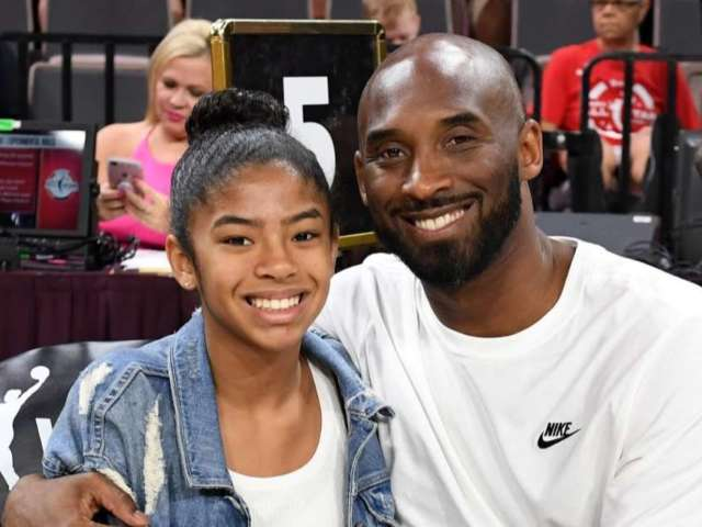 Kobe Bryant Fans Want 'Space Jam 2' to Honor Him and His Daughter Gianna