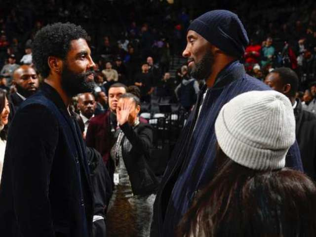 Nets' Kyrie Irving Reportedly Shaken by Kobe Bryant's Death, Leaves Madison Square Garden Ahead of Tonight's Game