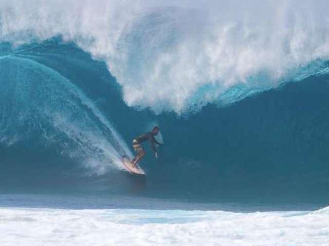 Surfer Kohl Christensen Hospitalized for Life Threatening Skull Fracture