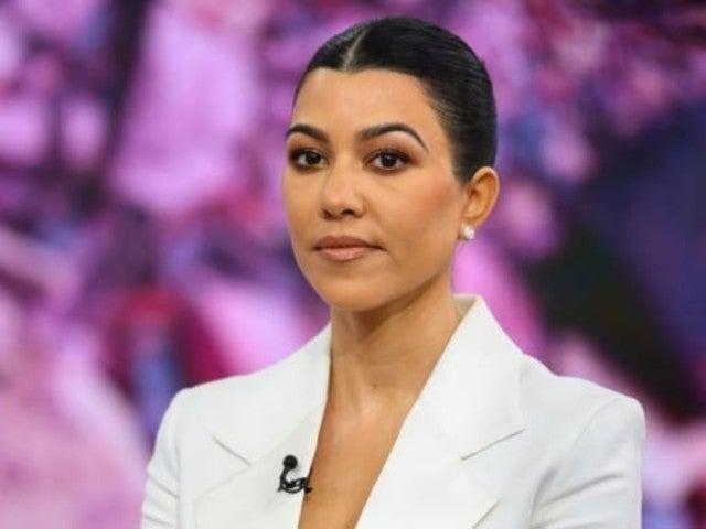 Kourtney Kardashian Responds to Pregnancy Speculation Over Latest Photo