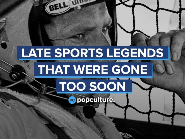 Late Sports Legends That Were Gone Too Soon