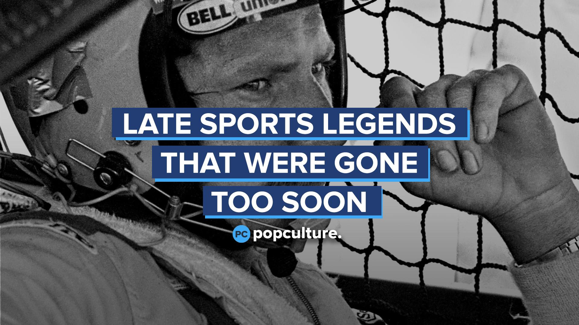 Late Sports Legends That Were Gone Too Soon screen capture