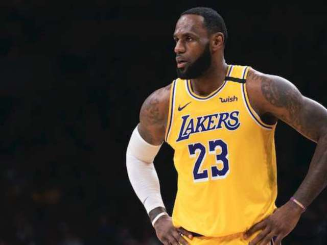 LeBron James Says He 'Won't Go Back and Forth' With Donald Trump