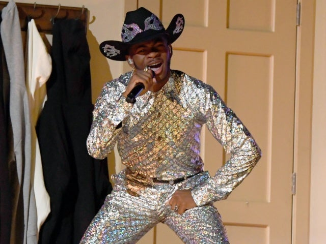 Grammys 2020: Lil Nas X and Billy Ray Cyrus Team up With Mason Ramsey, BTS for 'Old Town Road' All-Stars