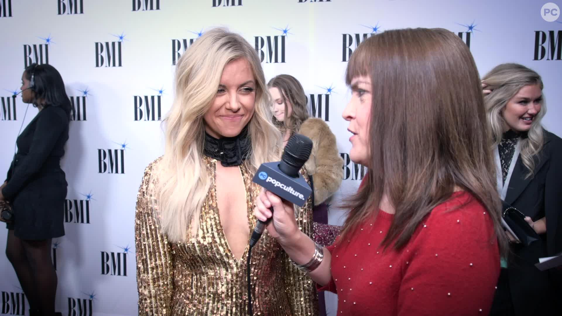 Lindsay Ell - 2019 BMI Awards screen capture