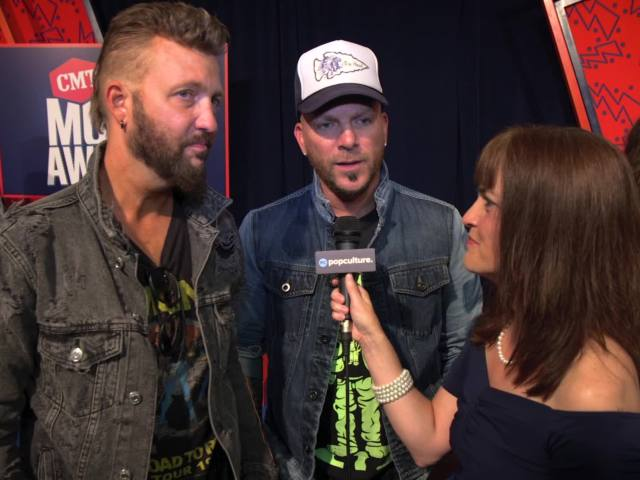 LOCASH - 2019 CMT Awards Red Carpet Exclusive