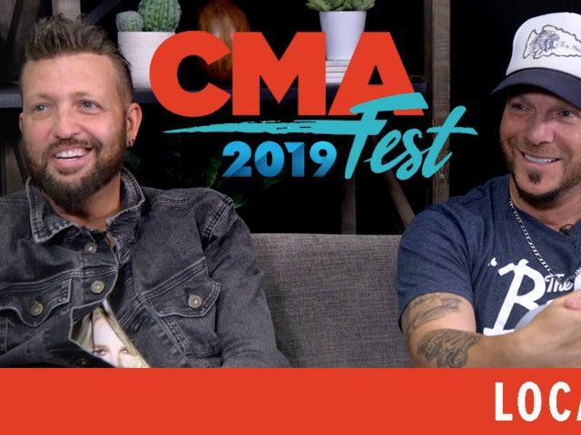 LOCASH - CMA Fest 2019 Exclusive Interview