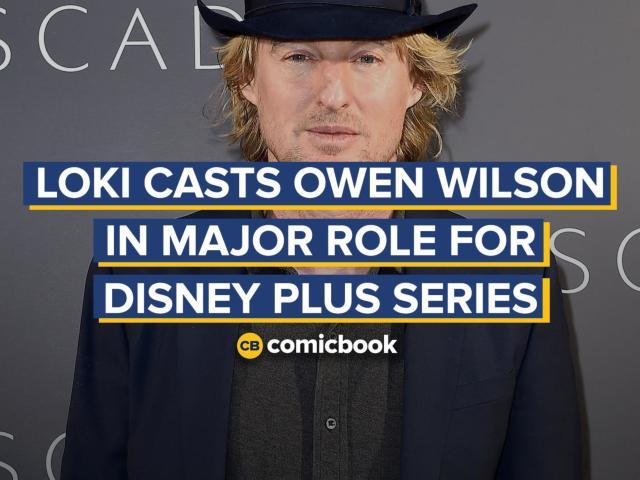 Loki Casts Owen Wilson in Major Role For Disney Plus Series