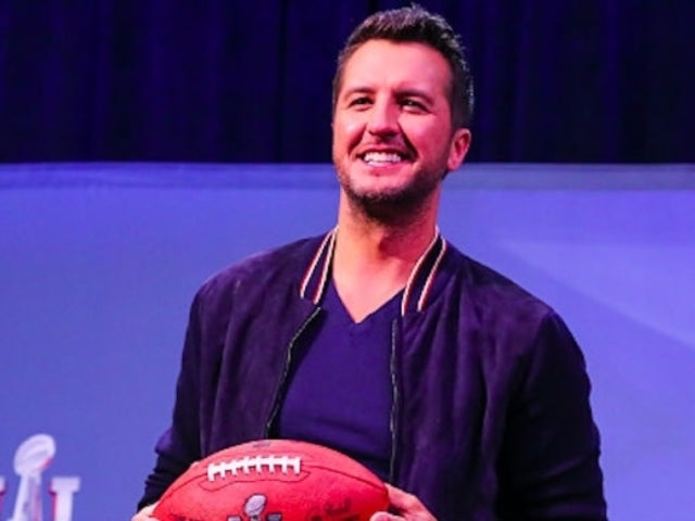 Luke Bryan Is 'Hurting' In New Photo After Sweaty, Grueling Workout