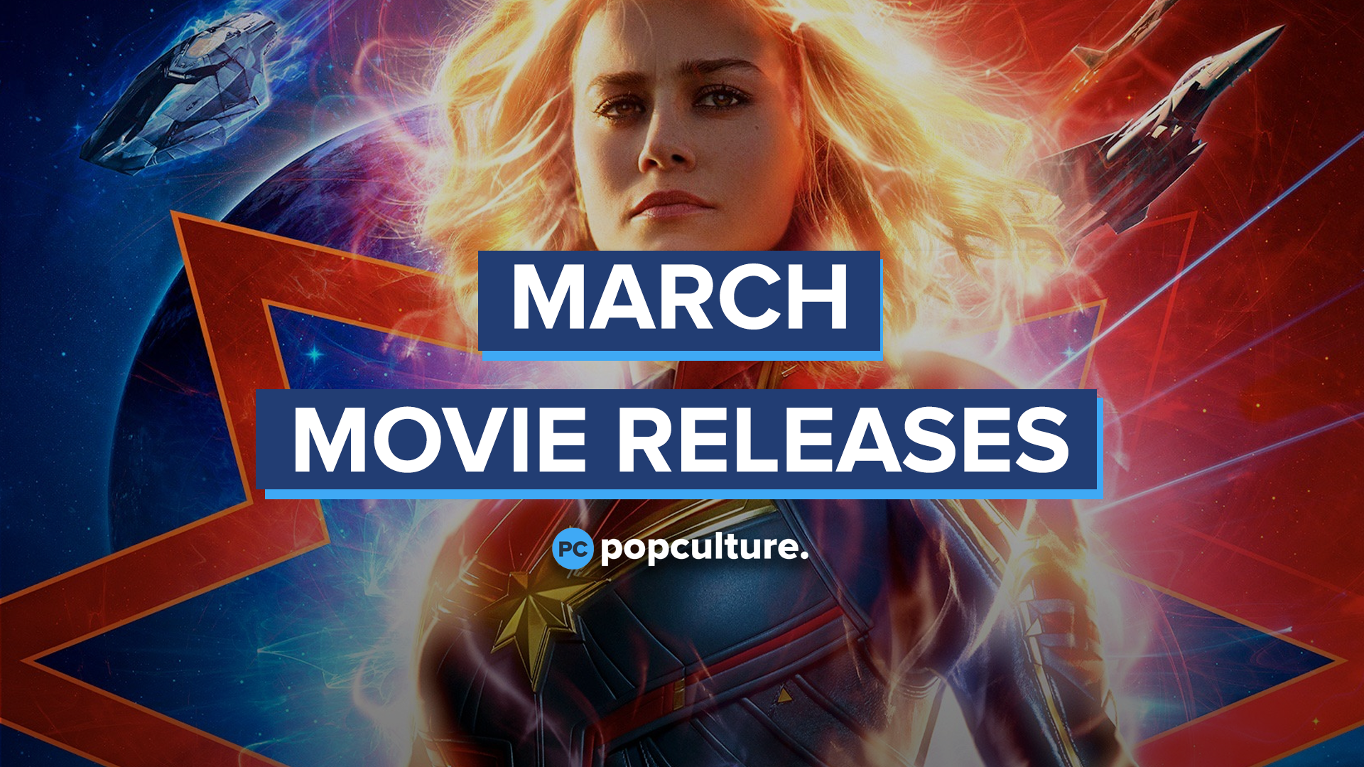 March 2019 Movie Releases screen capture