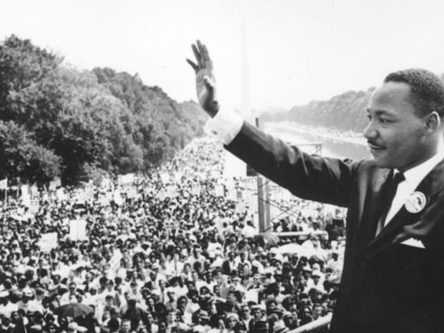 Watch Martin Luther King Jr. 'I Have a Dream' Full Speech