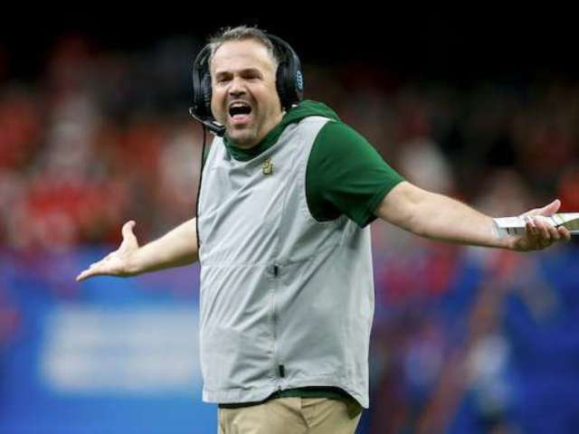 Carolina Panthers Unveil Matt Rhule as New Head Coach, and the Reactions Are Pouring In