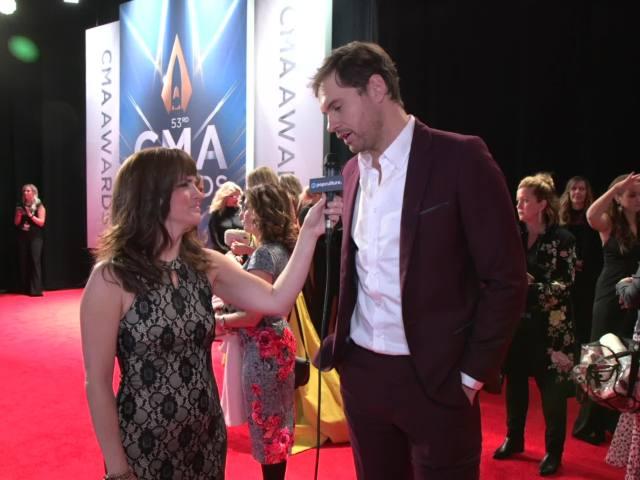 Matt Stell - 2019 CMA Awards