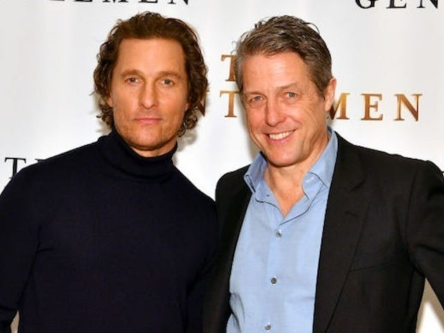 Matthew McConaughey's Mom Going on Date With Hugh Grant's Dad