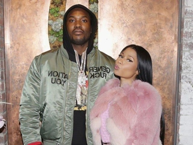 Nicki Minaj and Ex Meek Mill Get Into Public Screaming Match Caught on Video