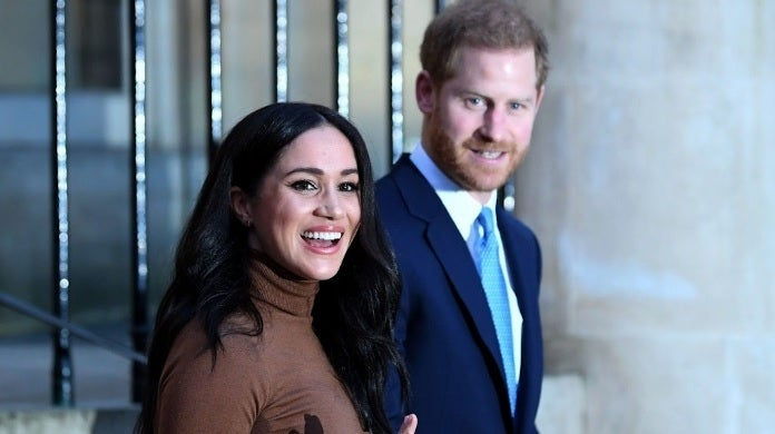 meghan markle prince harry 2020 getty imges