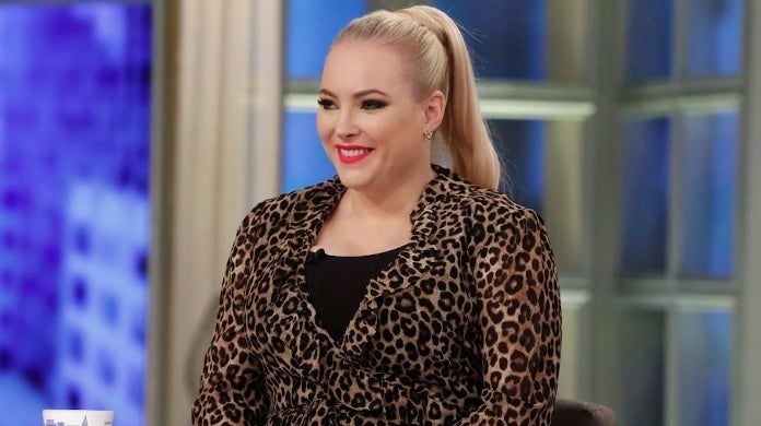 meghan mccain abc getty images