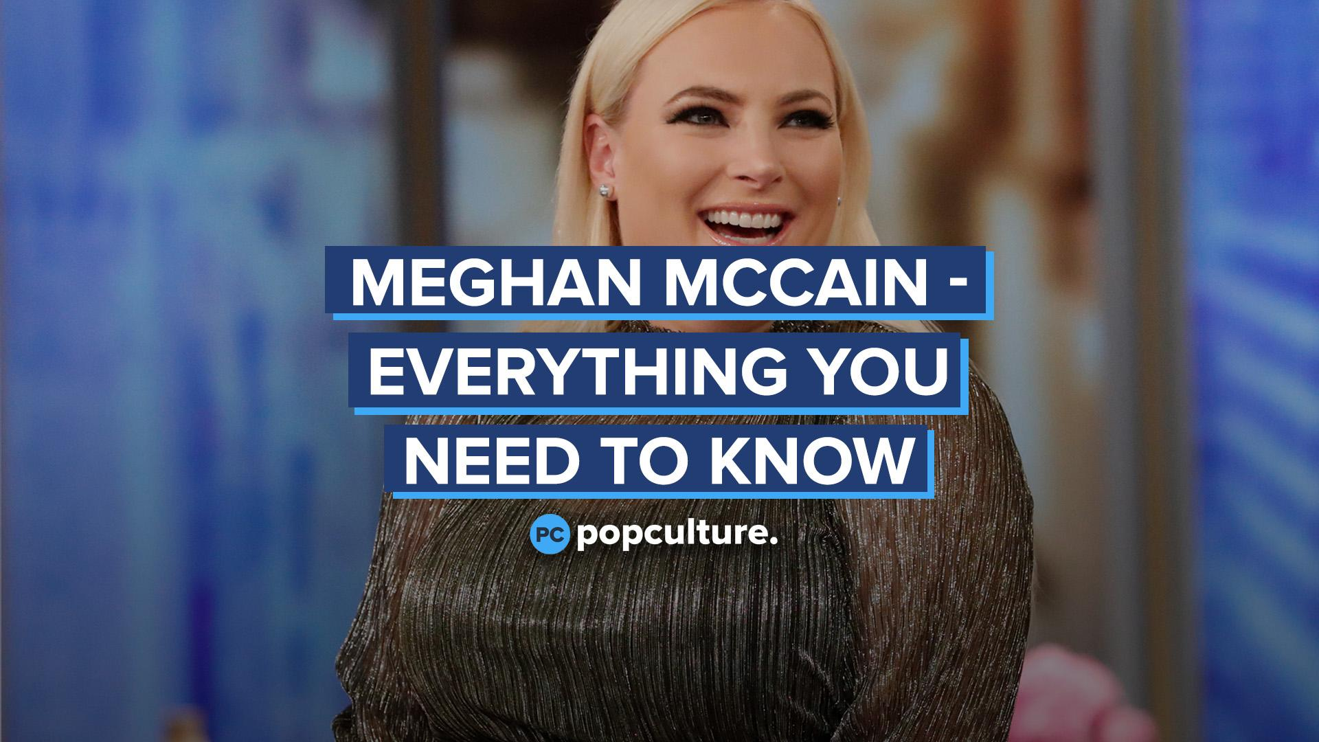 Meghan McCain - Everything You Need to Know screen capture