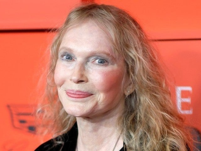 Mia Farrow Is Fired up Over Donald Trumps' Impeachment Trial