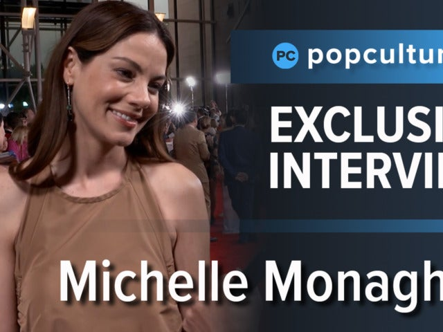 Michelle Monaghan - Mission: Impossible - Fallout Premiere Interview