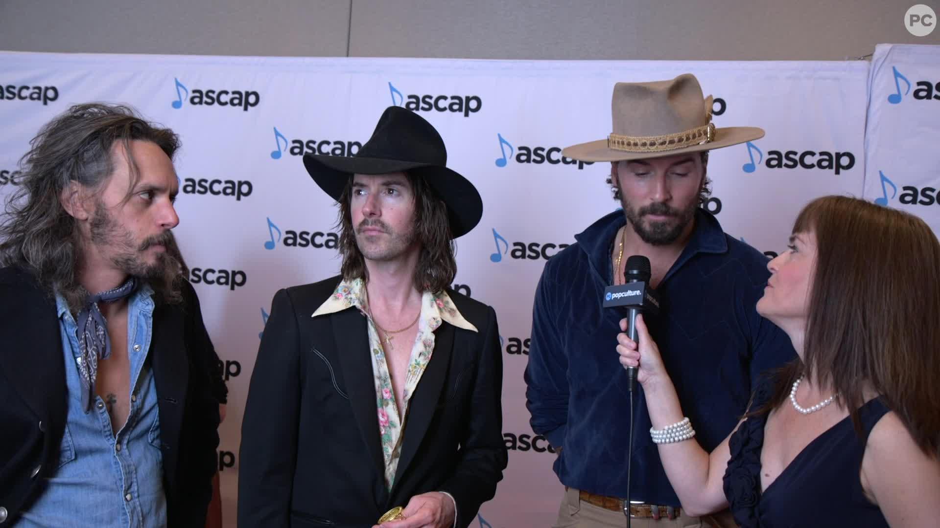 Midland - 2019 Ascap Award Ceremony screen capture