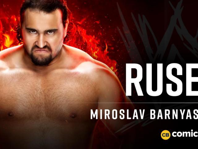 Miroslav Barnyashev (Rusev) - ComicBook.com Exclusive WWE Interview
