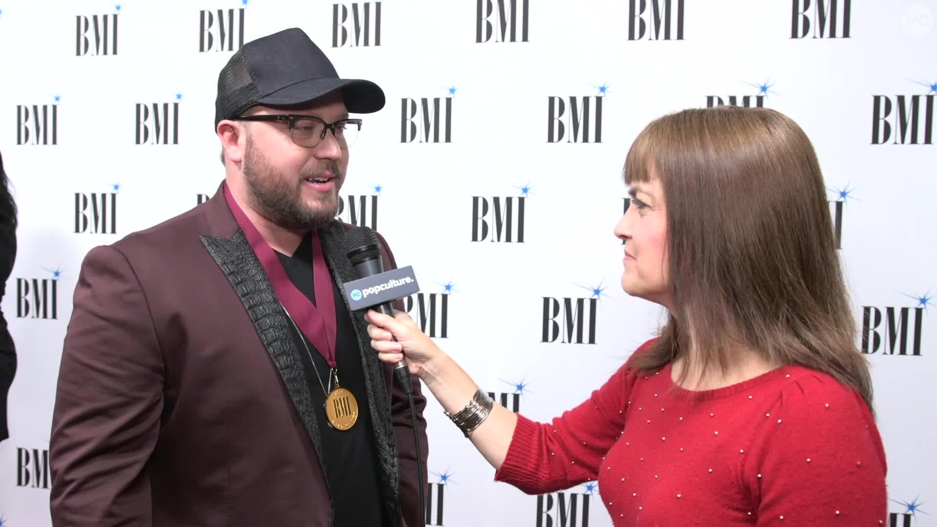 Mitchell Tenpenny - 2019 BMI Awards screen capture