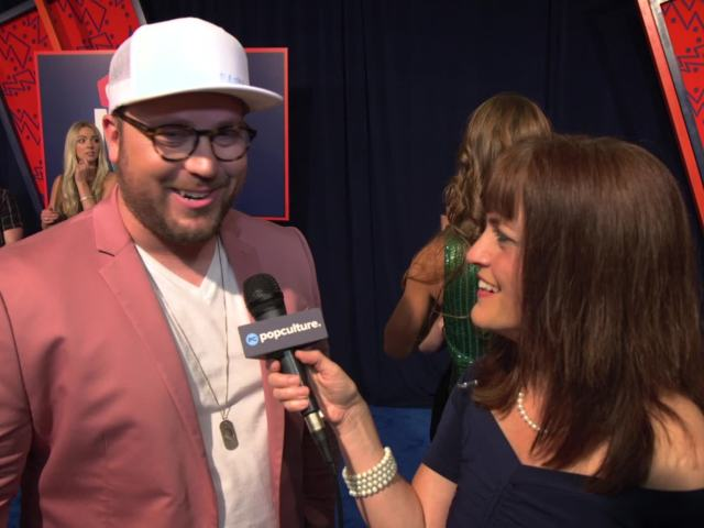 Mitchell Tenpenny - 2019 CMT Awards Red Carpet Exclusive