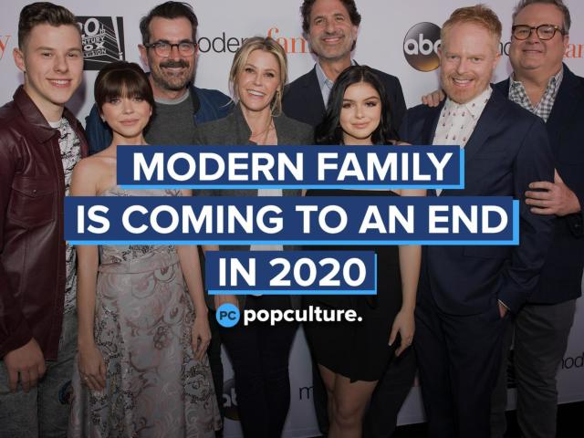 Modern Family Is Coming to An End in 2020