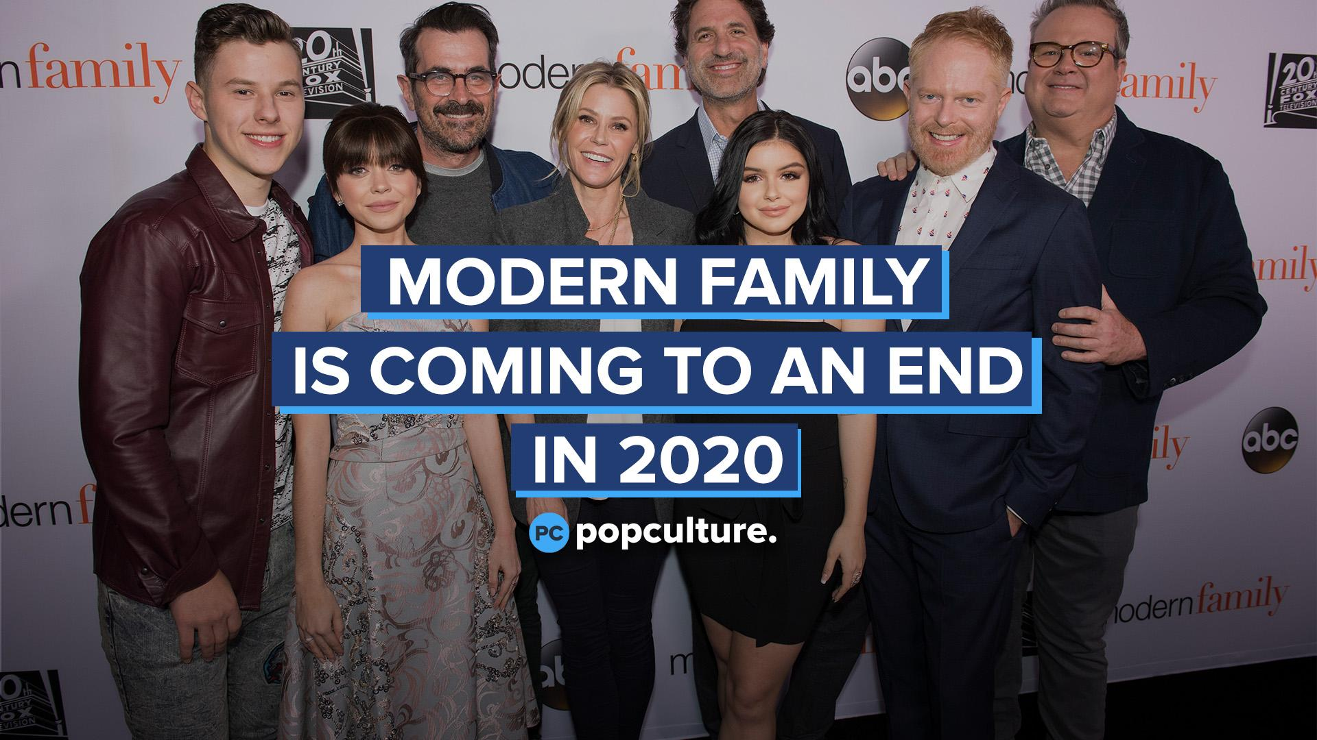 Modern Family Is Coming to An End in 2020 screen capture