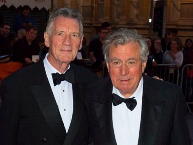 'Monty Python' Star Michael Palin Pays Tribute to Terry Jones After Longtime Collaborator's Death