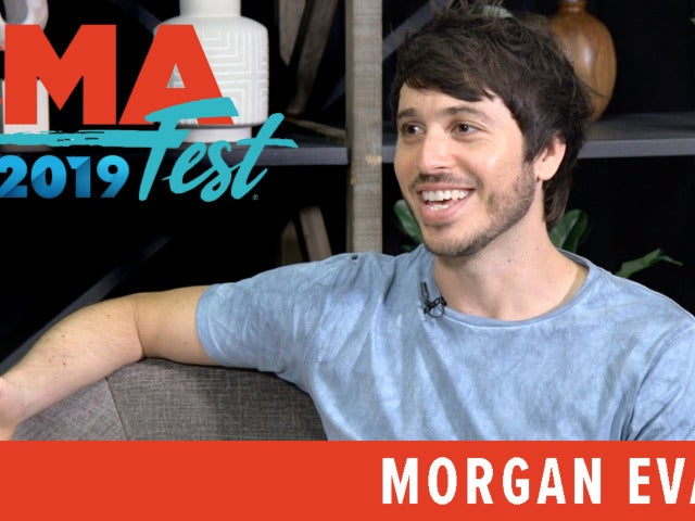 Morgan Evans - CMA Fest 2019 Exclusive Interview