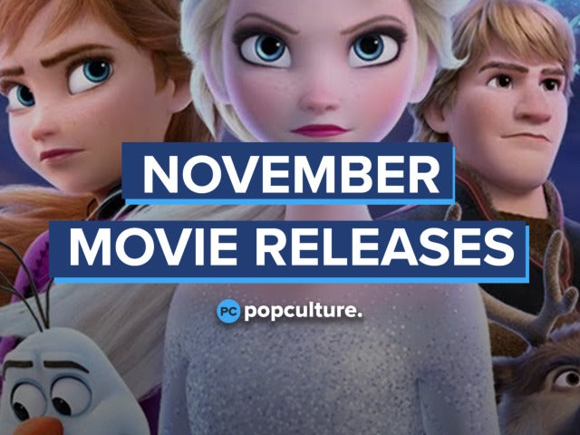 Movies Coming To Theaters in November 2019 - PopCulture
