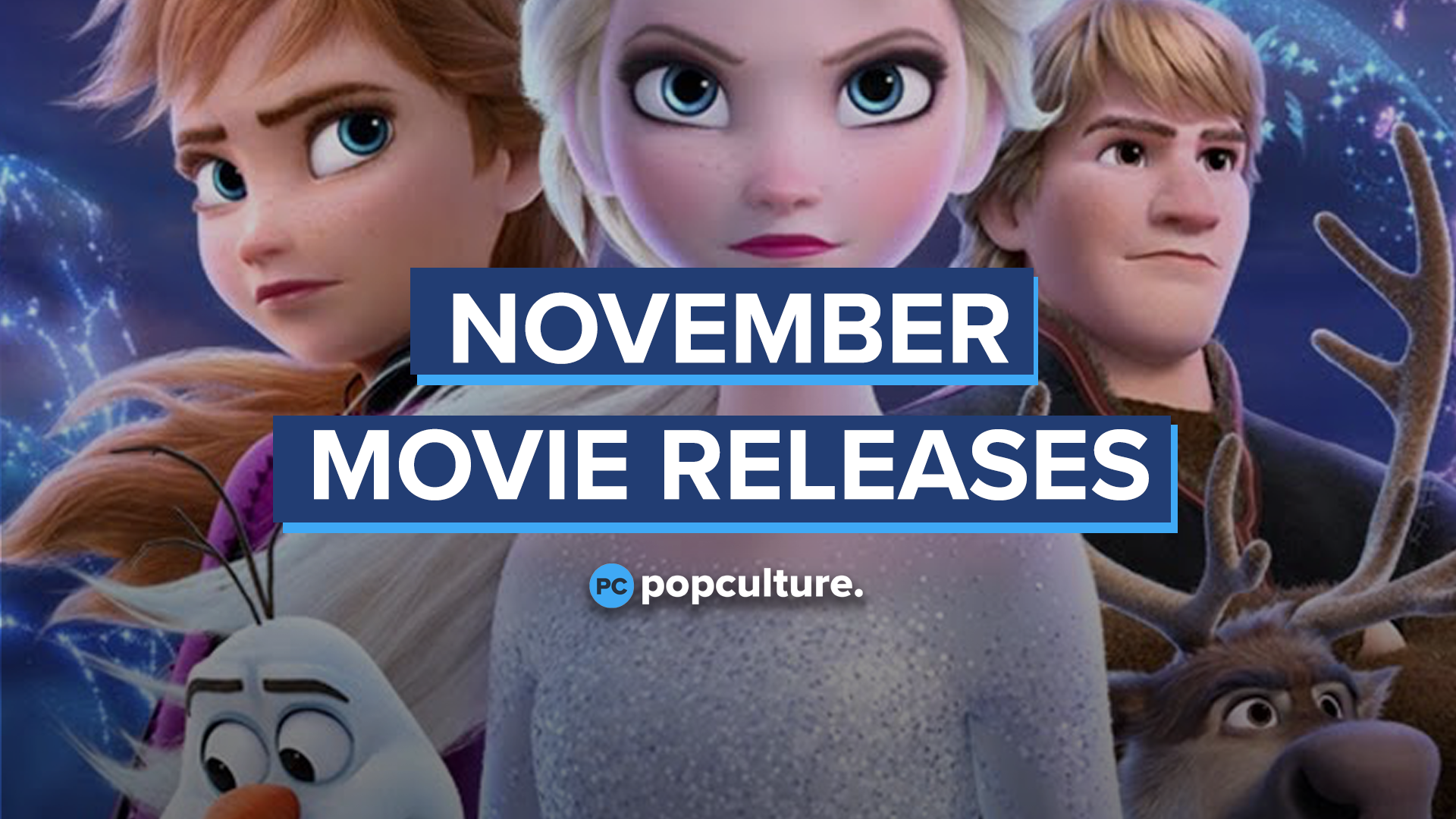 Movies Coming To Theaters in November 2019 - PopCulture screen capture
