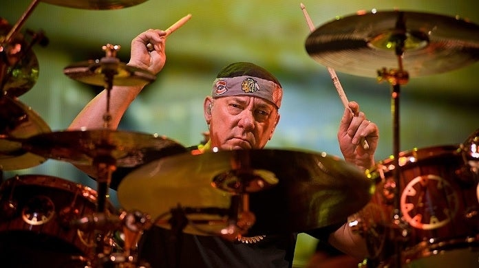 neil peart getty images 2