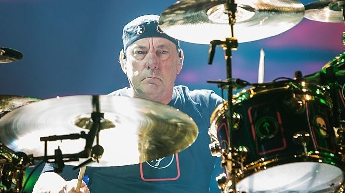 neil peart getty images