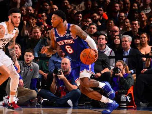 Knicks Gave Away $1,000 in Lottery Tickets to a Fan Who Made a Half-Court Shot, and Social Media Is Divided
