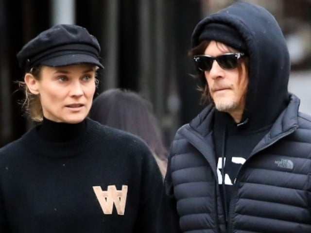 Diane Kruger Shares Rare Photo With 1-Year-Old Daughter With 'Walking Dead' Boyfriend Norman Reedus