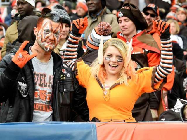 Ohio Is Considering If Browns and Bengals Fans Qualify for Medical Marijuana