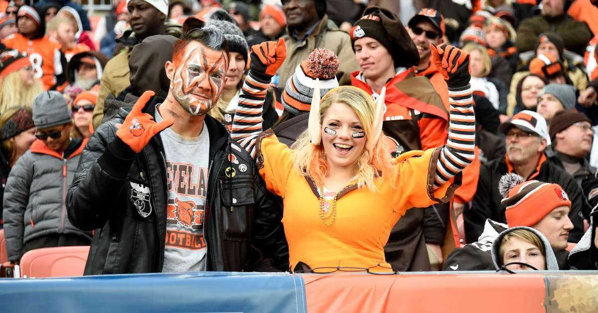 Ohio considering Browns Bengals fans qualify for medical marijuana