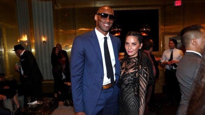 Olivia and Kobe