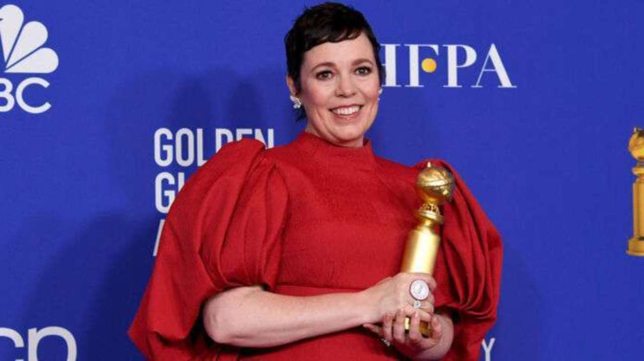 Golden Globes: Olivia Colman's Reaction to Losing Sparks Spirited Response From Internet.jpg
